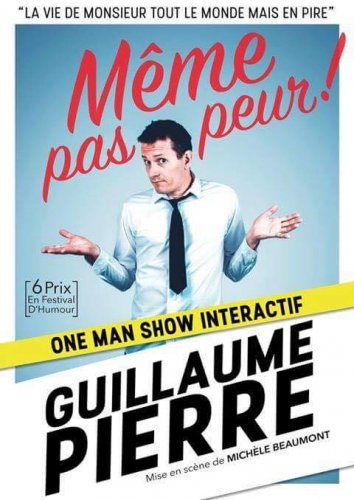 Guillaume PIERRE - mon Village Invite l'Humour